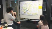 Att transformera en organisation utifrån kund och medarbetare!