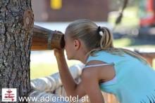 Die Erlebniswelt Nauderix Goldwasser beim Urlaub in Tirol mit Kindern