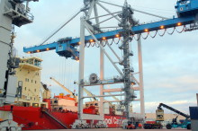 Port of Helsingborg heading for new record year 2015