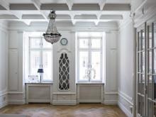 Pampiga fasader och vackra insidor