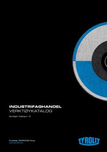 Tyrolit produktkatalog Industri 2015