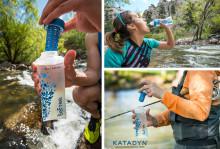 Alltid rent vatten med nya Katadyn BeFree