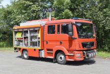 Ny MAN brandbil till Södertörns Brandförsvarsförbund