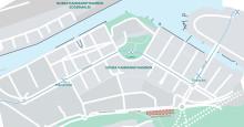 Humlegården föreslås få markanvisning i Hammarby sjöstad