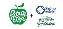 Fortsatt förtroende för garanterat svensk mjölk på Paradiset