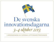 De svenska innovationsdagarna, på mässan Eget Företag