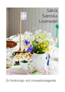 Agendan Säkra svenska livsmedel