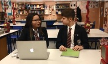 Buckie High pupils explore planning issues in video production project