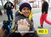 Ungerska Amnesty besöker Göteborg ag flyktingkatastrofen