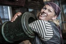 Sportlov på Sjöfartsmuseet Akvariet