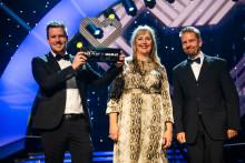 Fritidsbanken Fair Play-prisades på Idrottsgalan