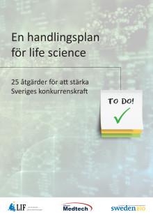 Handlingsplan för life science