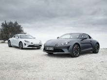 Nya versioner av Alpine A110 på Geneva Motorshow