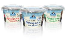 Skånemejerier lanserar Salakis Matlagningsyoghurt i ny unik miljövänlig förpackning – 60 procent mindre plast
