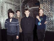 When Saints Go Machine i Store VEGA med nyt album