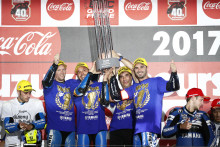 GMT94が2004年、2014年に続き3度目の世界チャンピオンを獲得 2016-2017 FIM世界耐久選手権シリーズ