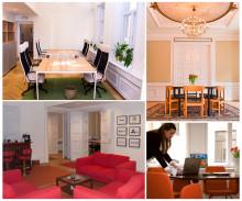 SwCG bjuder det mindre företaget på en unik chans att hyra Hot spot i centrala Stockholm