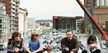 Indierock-kvartetten Half Moon Run fra Montreal indtager VEGA til oktober