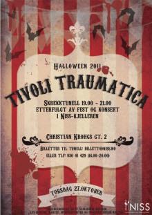 Tivoli Traumatica - Halloween 2011 på NISS
