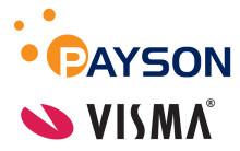 PaysonCheckout 2.0 nu tillgängligt för Visma Webshop