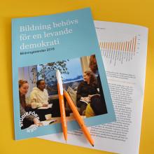 Svenskarnas intresse för bildning valåret 2018