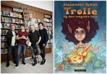 Alexander Rybaks bok til Danmark