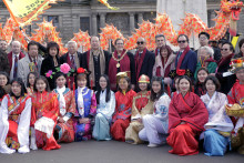 Glasgow celebrates the Chinese New Year in style