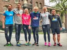 Årets officiella ASICS Stockholm marathonkollektion