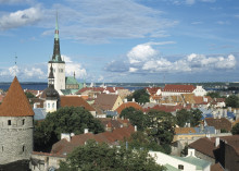 Viking Line lanserar resepaket till Tallinn i sommar