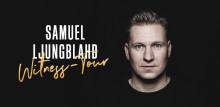 Gospelstjärnan Samuel Ljungblahd på turné i vår med nytt album i bagaget!