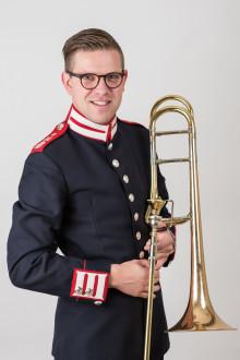 Arméns musikkår till Borås
