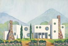 Pressinbjudan. Josef Frank – Against Design. Utställning visar nya sidor av Josef Frank.