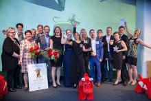 Vinnarna korade i Arla Guldko®  2017