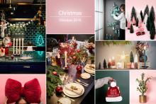 Lagerhaus välkomnar julen