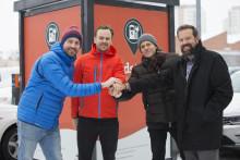 Fortum Charge & Drive är ny samarbetspartner i Mälarenergis satsning på laddstationer för elbilar.