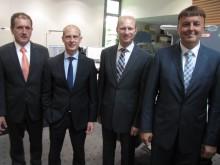 Presseinformation: 94 Millionen Euro für Versorgungssicherheit und Energiezukunft in der Oberpfalz - Bayernwerk stellt regionale Baumaßnahmen im Verteilnetz vor - Unternehmen wendet im gesamten Netzgebiet 520 Millionen Euro auf