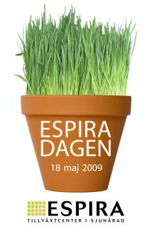 Pressinbjudan till ESPIRA-dagen 18 maj