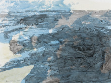 Jubileumsutställning med Arne Isacsson på Nordiska Akvarellmuseet sommaren 2017 – Inbjudan till pressvisning
