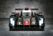 Ny Le Mans racer med laserlys