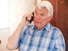Mobilpuls: Disse snakker vi mest med på mobilen