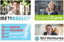 GU Ventures @ Nordic Life Science Days