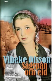 Pressmeddelande från Libris förlag: Sågverkets sång och de stora drömmarna -- Bricken är tillbaka i Vibeke Olssons tredje sågverksroman