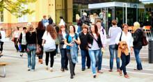 1600 nya campusstudenter välkomnas