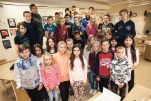 48 elever är vinnare av årets demokratipris