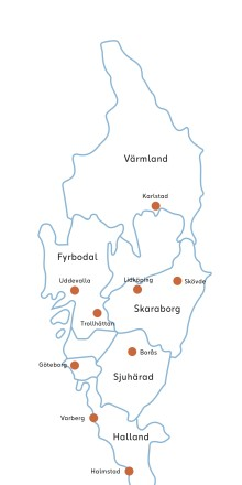 Värmland tar plats på Connects tillväxtkarta