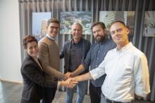Tengbom arkitekter får det prestigefyllda uppdraget att utforma WeXO