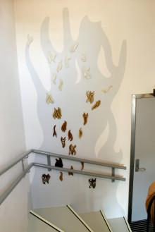 Kunst i Hausmannsgate barnehage