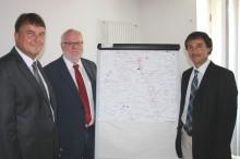 Presseinformation: Mehr als 29 Millionen Euro für Netzmaßnahmen im Netzcentergebiet Vilshofen - Bayernwerk-Netzcenter stellt Baumaßnahmen 2015 vor