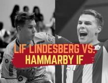 Fri entré för bankens kunder när LIF Lindesberg möter Hammarby