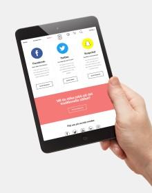 Tre tar rekryteringsprocessen till Snapchat och Instagram